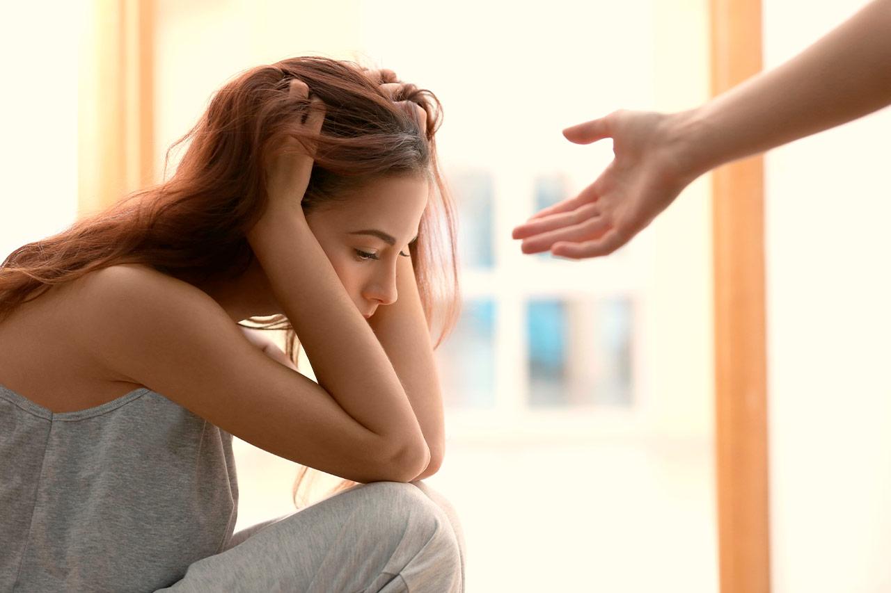 ¿Cómo saber si un amigo / familiar tiene depresión?