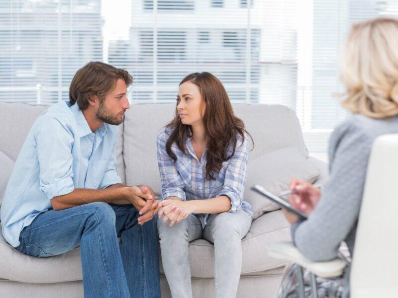 Terapia psicológica para parejas
